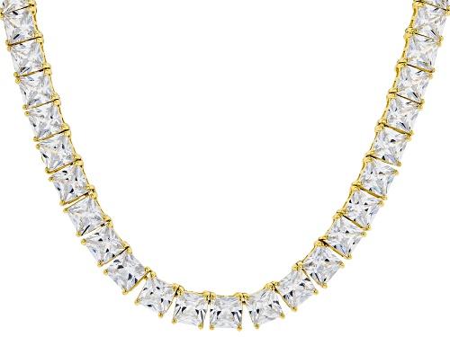 Photo of Bella Luce (R) White Diamond Simulant Necklace - Size 18
