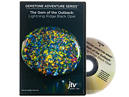Photo of The Gem Of The Outback: Lightning Ridge Black Opal Dvd