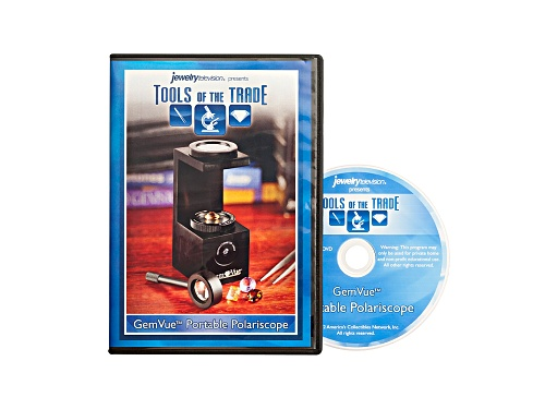 Tools Of The Trade Gemvue Portable Polariscope Dvd