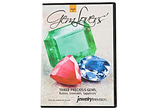 Photo of Three Precious Gems: Rubies, Emeralds, Sapphires™ Dvd