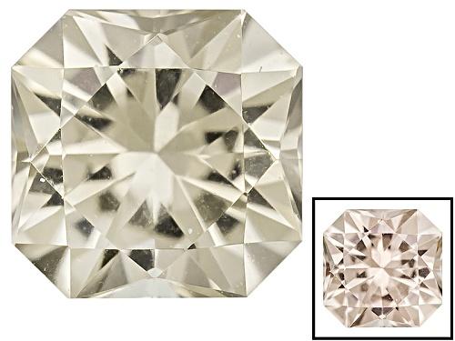 Color change Diaspore min 0.30ct 4mm square octagonal brilliant cut
