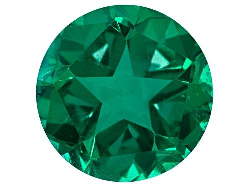 Photo of Green Quartz Triplet Minimum 5.50ct 12mm Round Star Cut