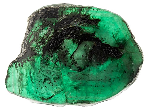 Photo of Brazilian Emerald Min 12.00ct Mm Varies Free Form Polished Slices