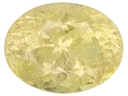 Photo of Tanzanian Tubular Danburite Min 3.50ct Mm Varies Oval