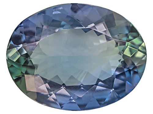 Photo of Ocean Tanzanite® 2.88ct 11x8.5mm oval