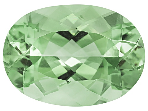 Photo of Prasiolite Avg 9.92ct 18x12.95mm Oval