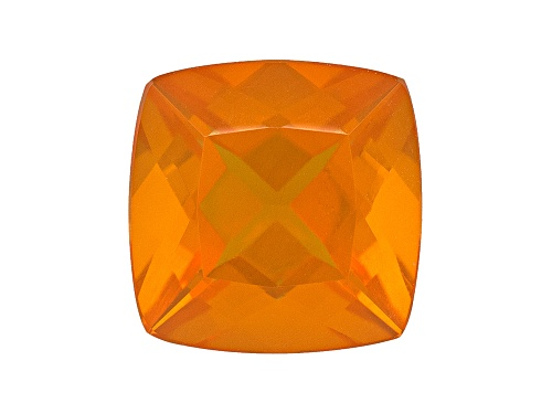 Photo of Colheita Fire Opal™ Avg 1.35ct 8mm Square Cushion