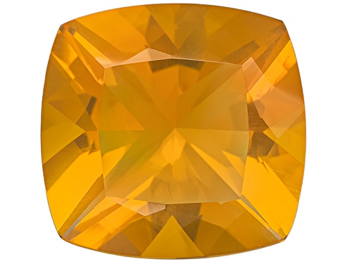 Photo of Colheita Fire Opal™ Min 11.00ct 17mm Square Cushion