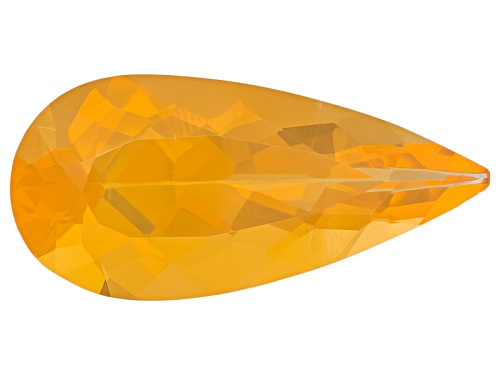 Colheita Fire Opal™ Honey Color Min 5.00ct Mm Varies Pear Shape