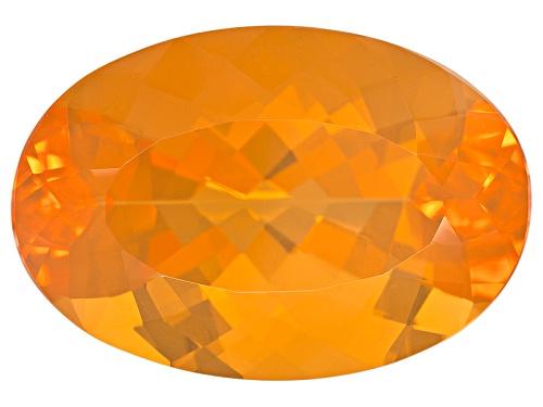 Photo of Colheita Fire Opal™ Min 16.00ct Mm Varies Oval