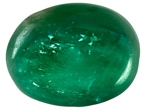 Photo of Fuchsite Min 3.25ct 10x8mm Oval Cabochon