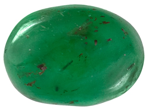 Photo of Fuchsite Min 1.25ct Mm Varies Oval Cabochon