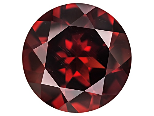 Photo of Mozambique Red Garnet Minimum 6.50ct 12mm Round