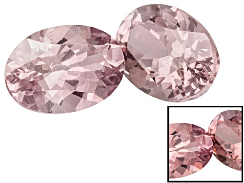 Photo of Masasi Bordeaux Garnet™ Color Shift 1.00ctw Min 6.5x4.5mm Oval Matched Set