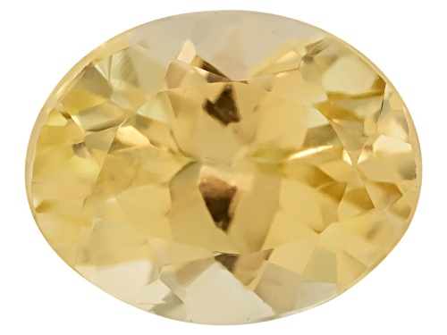 Photo of Tanzanian golden grossular garnet min 0.30ct 5x4mm oval
