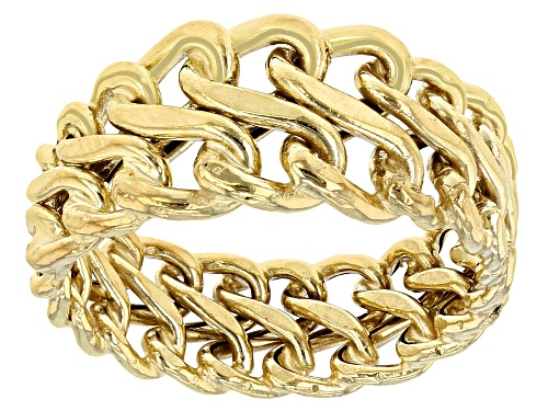 Photo of Splendido Oro™ 14k Yellow Gold Infinity Band Ring - Size 5
