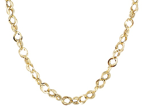 Photo of Splendido Oro™ 14k Yellow Gold Abbracci 20 Inch Necklace - Size 20