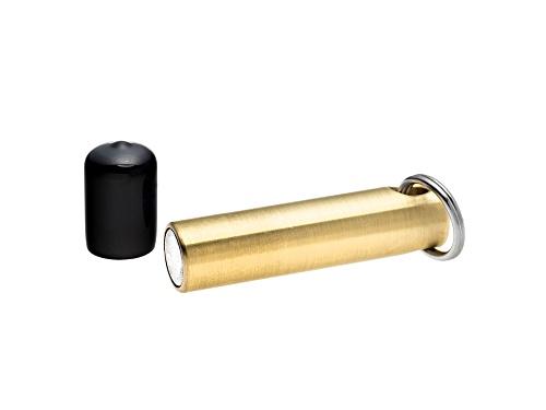 Photo of Brass Keyring Test Magnet 6lb For Gold, Silver, Scrap Metal