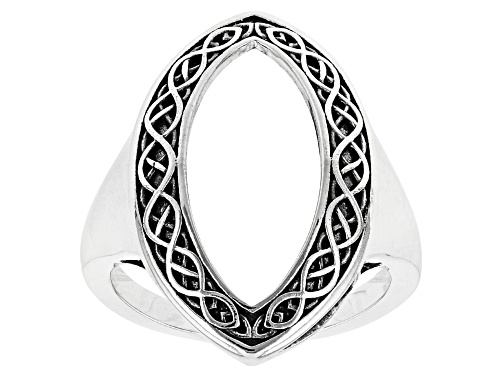 Photo of Artisan Collection of Ireland™ Sterling Silver Celtic Ring - Size 7