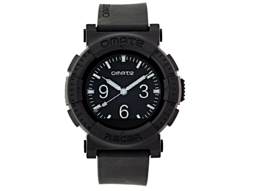Photo of Omate® Racer Black Rubber Smart Watch
