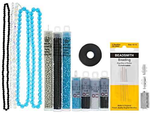 Photo of Snowflake Loom Ornament Supply & Project Kit