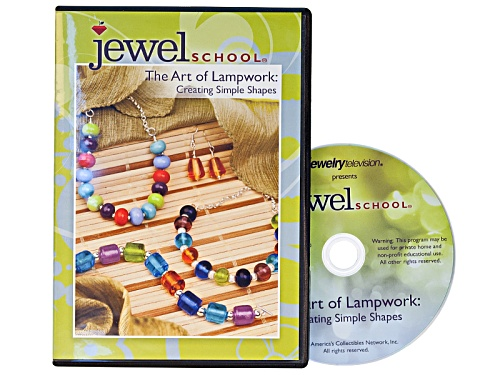 Photo of The Art Of Lampwork Creating Simple Shapes Instructional Dvd Approximately 34 Minutes Runtime