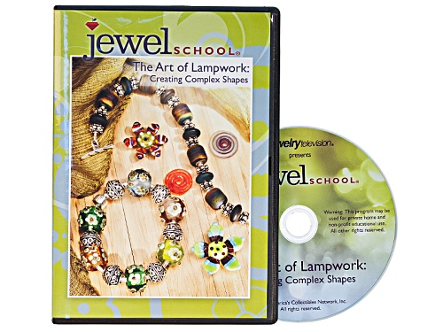 Photo of The Art Of Lampwork Creating Complex Shapes Instructional Dvd Approximately 46 Minutes Runtime