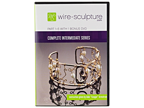 Photo of Complete Intermediate Series Part 1-5 With 1 Bonus Dvd, Instruction Given By Dale Cougar Armstrong