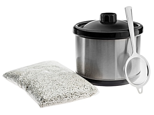 Photo of Versatile Forming Compound Kit Incl Jett Sett Forming Compound, 16 Oz Pickle Pot, & Basket