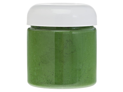 Photo of Green Colored Pigment Refill Kit For Encapture ™ Artisan Concrete Kit 100 Gram Jar