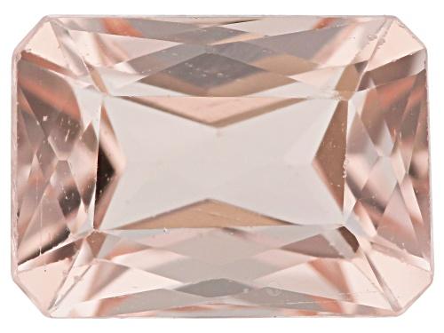 Photo of Cor-de-Rosa Morganite™ min 0.75ct 7x5mm rectangular octagonal scissors cut