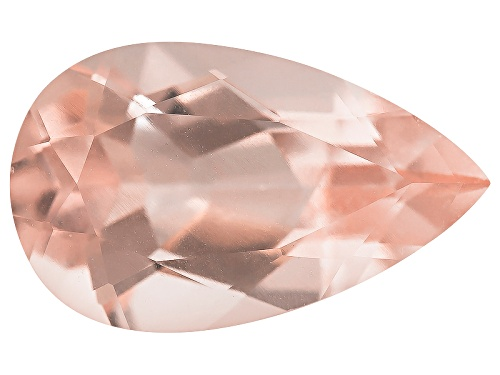 Photo of Cor-de-Rosa Morganite™ min 2.75ct 13x8mm pear shape