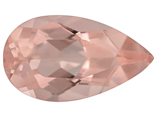 Photo of Cor-De-Rosa Morganite ™ Avg 2.00ct 12x7mm Pear Shape