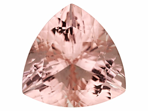 Photo of Cor-de-Rosa Morganite™ min 11.00ct 16mm trillion