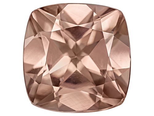 Prima Rosa Zircon™ Min 8.50ct  11mm Square Cushion