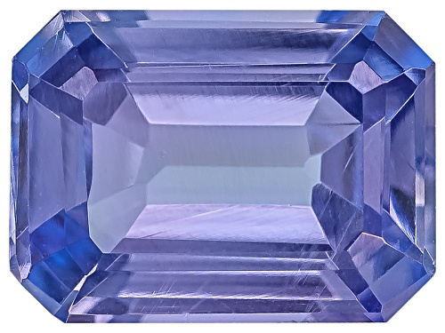 Tanzanite min 0.75ct 7x5mm emerald cut