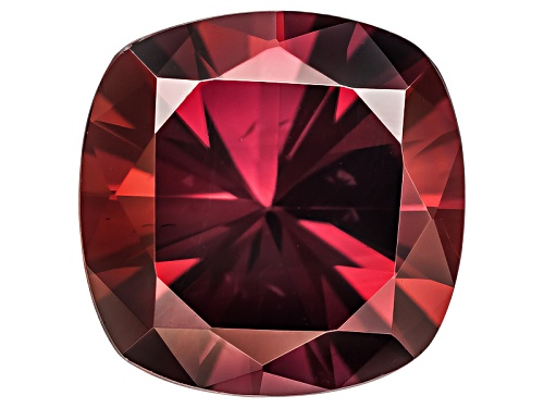 Photo of Tanzanian Red Zircon Min 4.50ct 9mm Square Cushion