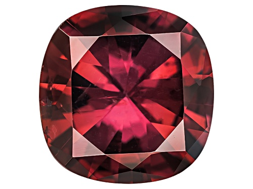 Photo of Tanzanian Red Zircon Min 2.75ct 8mm Square Cushion
