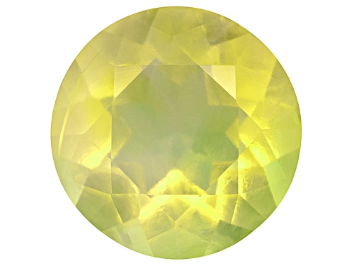 Photo of Mali Green Opal Min .60ct  6.5mm Round