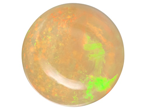 Photo of Ethiopian Opal 2.50ct Minimum 11mm Round Cabochon
