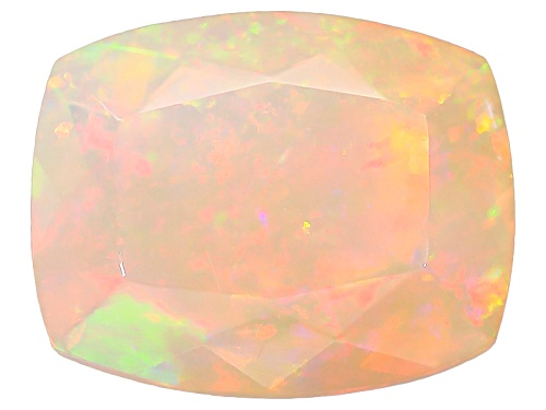 Photo of Ethiopian Opal Minimum 1.50ct 10x8mm Rectangular Cushion