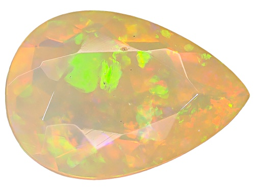 Photo of Ethiopian Opal Minimum 1.00ct 10x7mm Pear Shape
