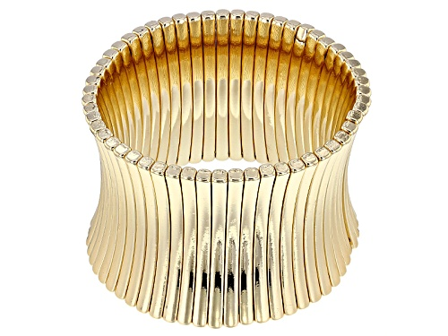 Photo of Off Park ® Collection Gold Tone Stretch Bracelet