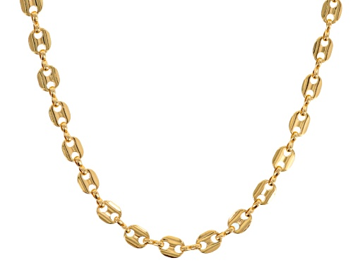 Photo of Off Park ® Collection Gold Tone Endless Fancy Link Chain