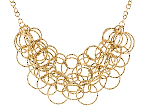 Photo of Off Park ® Collection Gold Tone Statement Necklace
