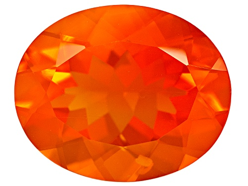 Photo of Mexican Fire Opal Avg 2.25ct 11x9mm Oval