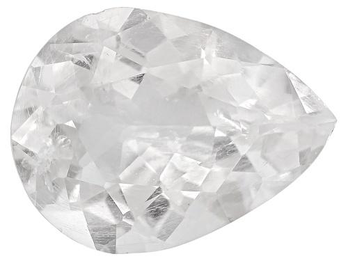 Photo of Pakistani Pollucite 4.25ct 13.5x10mm Pear Shape