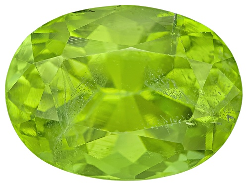 Photo of Pakistani Kashmir peridot min 3.00ct mm varies oval