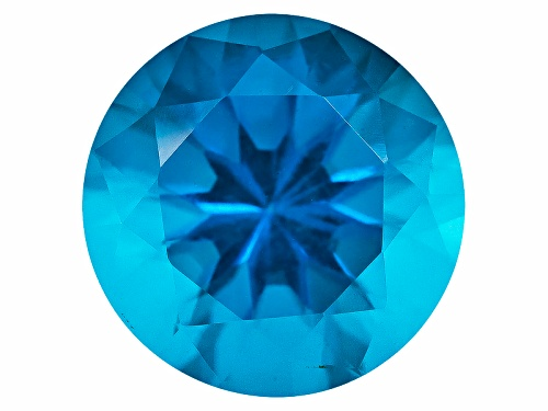 Photo of Paraiba Tourmaline Simulant Avg 2.25ct 9mm Round