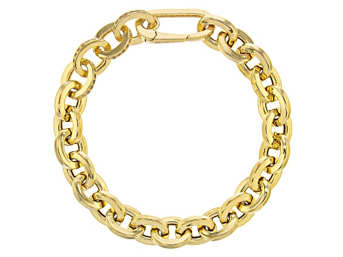 Photo of Pre-Owned Bella Luce ® 1.57ctw Eterno™ Yellow Bracelet (1.00ctw DEW) - Size 7.25